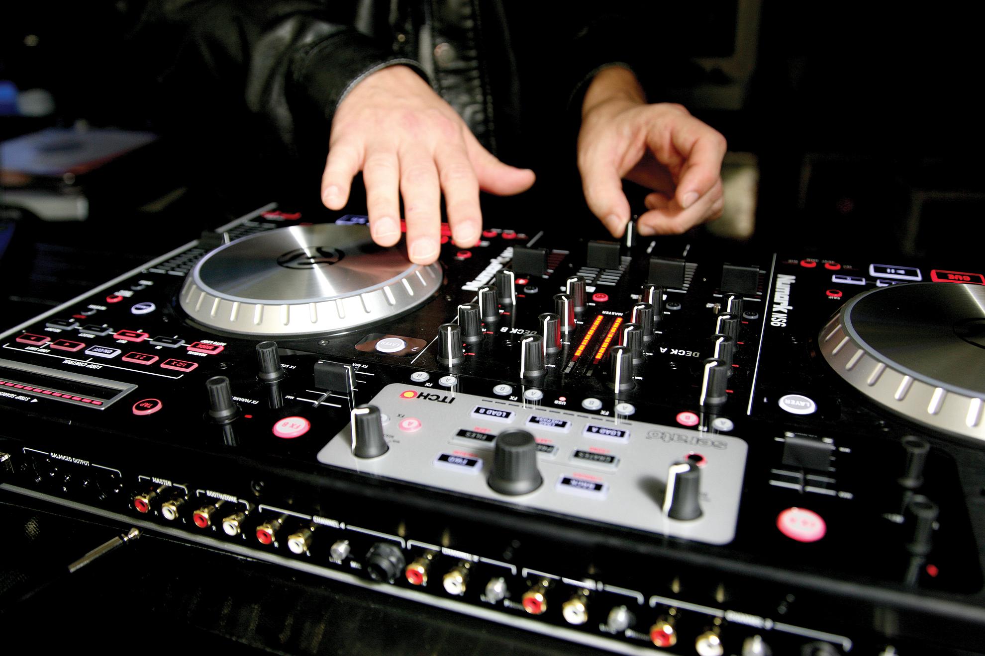 DJ на банкет - свадьбу - вечеринку - корпоратив в Алматы